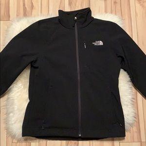 Ladies Northface jacket - black